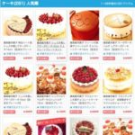 有名店のケーキ通販