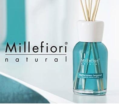 Millefiori(ミッレフィオーリ) のフレグランス(リードディフューザー)のナチュラルシリーズ
