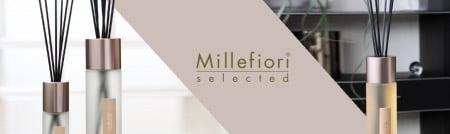 Millefiori(ミッレフィオーリ) のフレグランスセレクテッドシリーズリードディフューザー