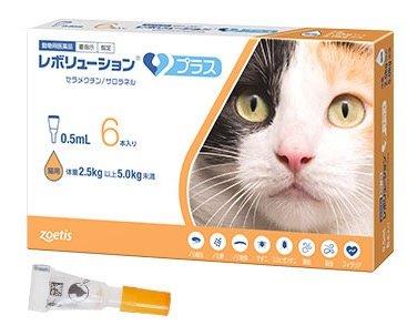「レボリューションプラス猫用」が購入できる通販サイト
